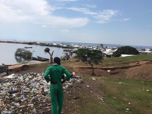 Expanding our Recycling Network to help Lake Victoria and 7 new communities