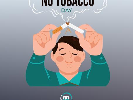 Ημέρα διακοπής καπνίσματος