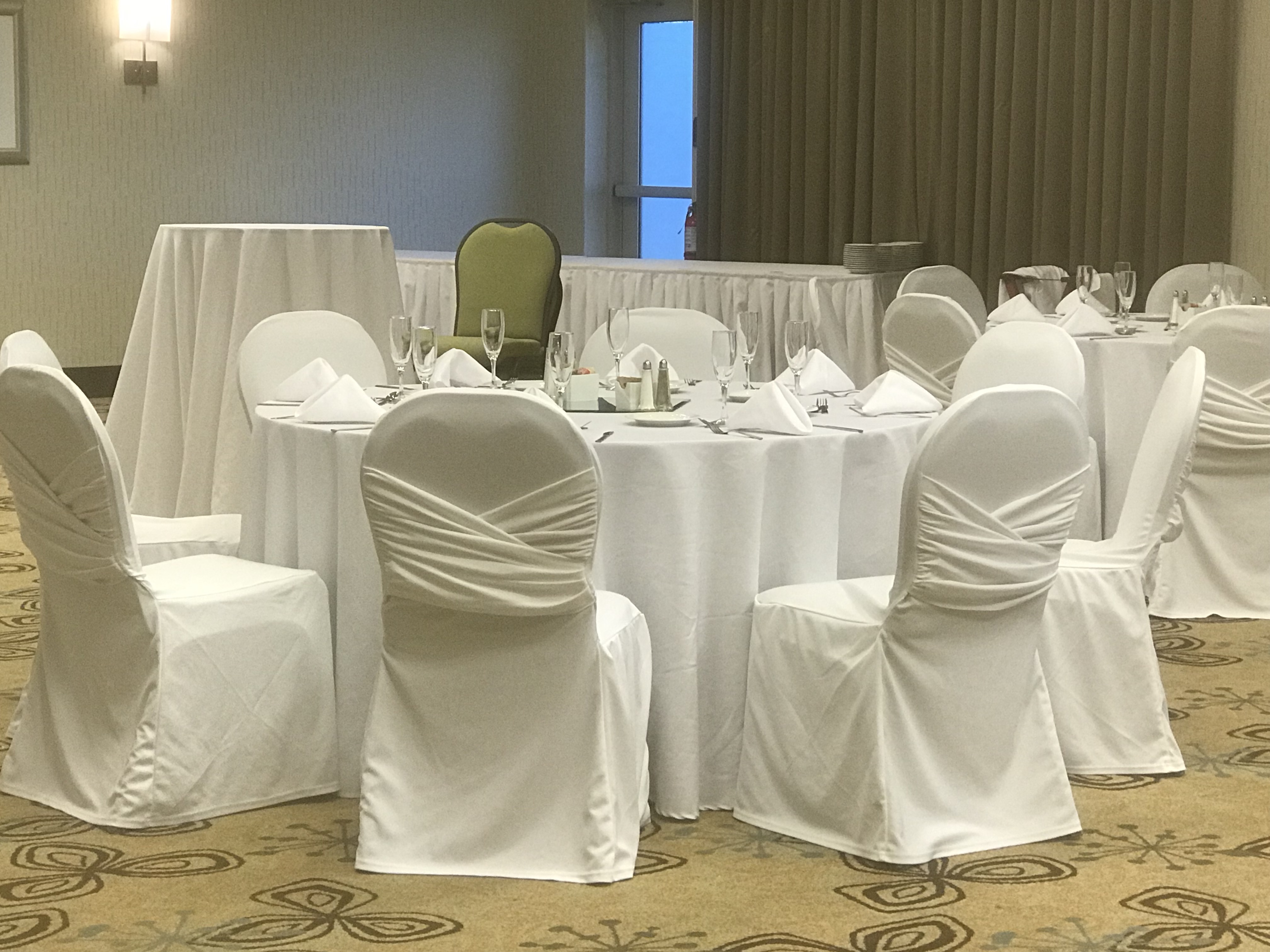 criss cross chair covers