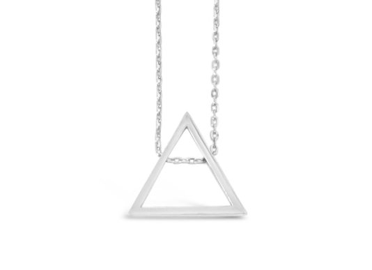 Triangle Necklace Pendant