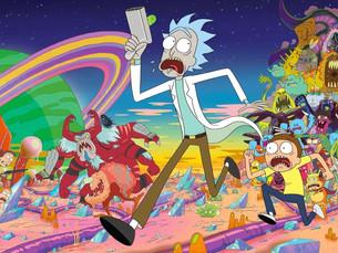 Rick and Morty Season 4 review.