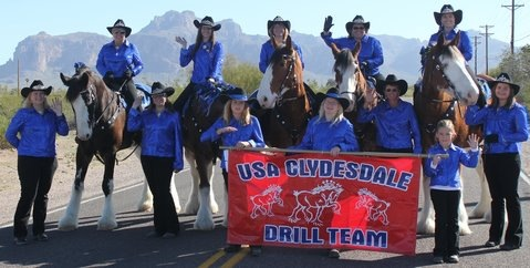 Apache Junction Riding Presentation