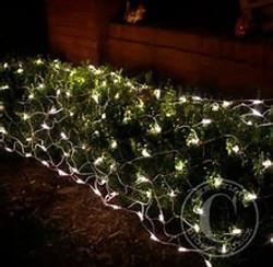 net light bushes