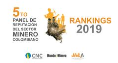 Ranking Minero 2019