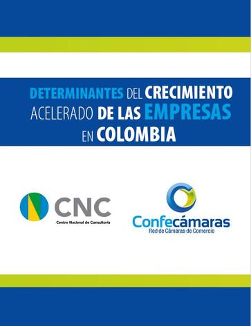Determinantes del Crecimiento acelerado de las empresas en Colombia
