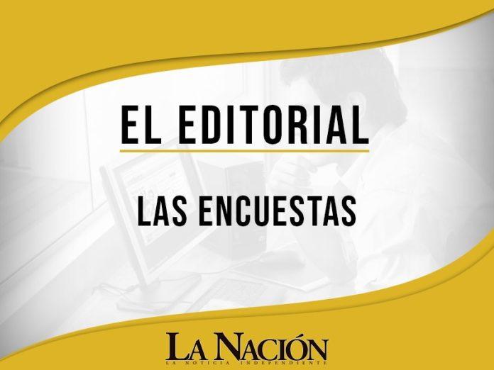 Encuestas La Nación - Centro Nacional de Consultoría