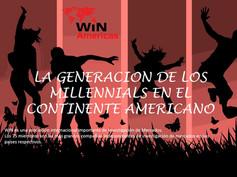 La generación de los Millennials en el continente americano
