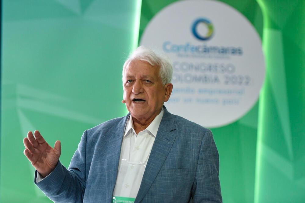 Carlos Lemoine - Congreso Confecámaras 2018