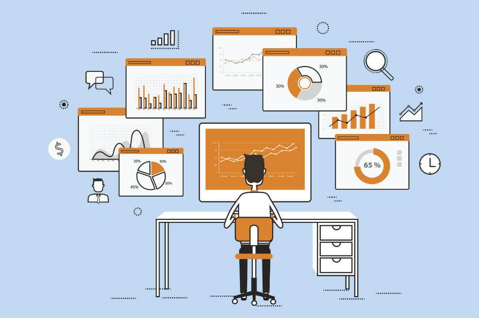 Herramienta de Visualización de datos - Víadata