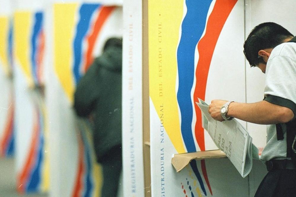Colombia, otro país donde las elecciones se disputan en redes sociales