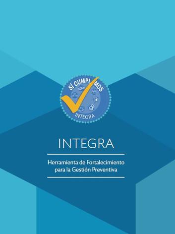 INTEGRA - Herramienta del Fortalecimiento para la gestión preventiva (2013)