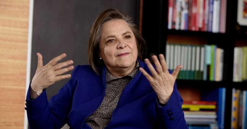 """""""Estoy dispuesta a adelantar un gran diálogo con los liberales"""": Clara López Foto: Daniel Reina Romero"""