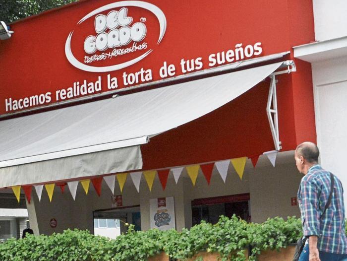Tortas y Bizcochos del Gordo cuadruplicó sus ingresos en cinco años.  ESNEYDER GUTIÉRREZ.