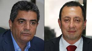 Imagen del Gobernador de Quindío y Alcalde de Armenia