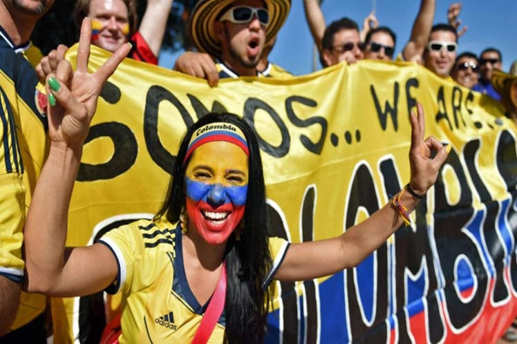 Colombia, segundo país más feliz del mundo según encuesta