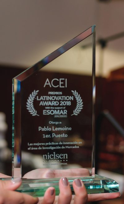 Latinovation Award 2018