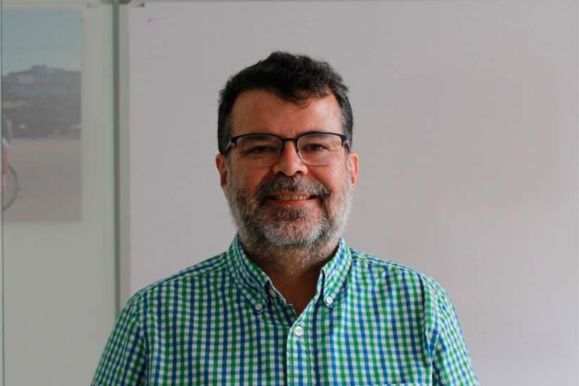Dario Hidalgo, Director Ejecutivo de la Fundación Despacio