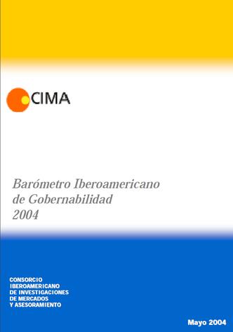 Barómetro de Gobernabilidad 2004