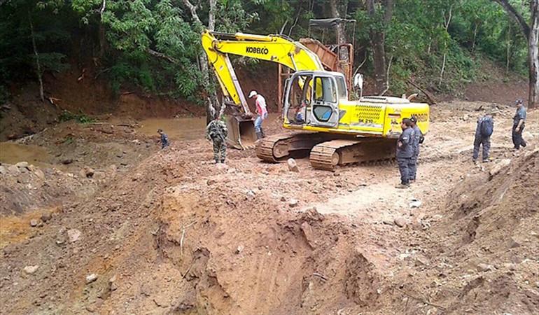 la percepción de las autoridades de gobierno, frente a las empresas mineras