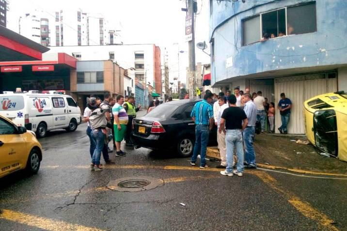 En Bucaramagna, solo el 12% de conductores tiene en cuenta la seguridad de sus carros