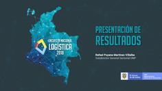 Resultados Encuesta Nacional Logística 2018