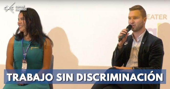 Felipe Cárdenas, presidente de la Cámara de Comerciantes LGBTI