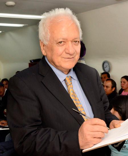 Carlos Lemoine Presidente del Centro Nacional de Consultoría