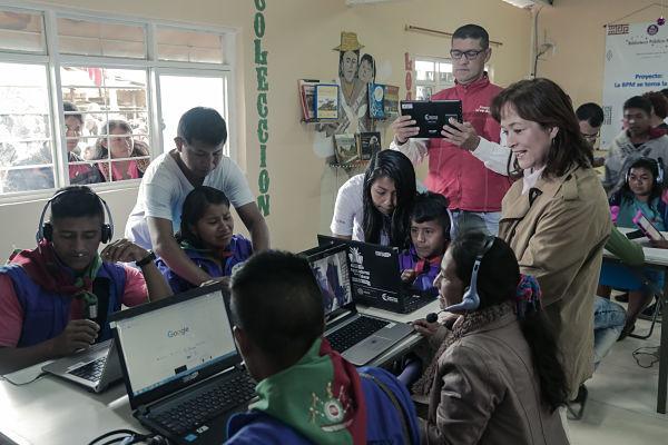 Las bibliotecas que cambiaron la vida de comunidades afectadas por el conflicto armado