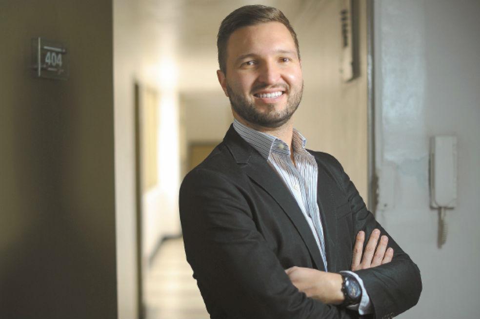 Felipe Cardenas presidente de la Cámara Colombiana de Comerciantes LGTB