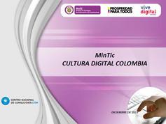 Estudio Cultura Digital Colombia