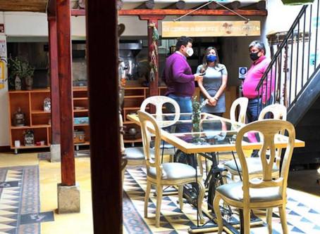 Comercios de barrio arrasan en el negocio de las comidas a domicilio
