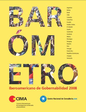 Barómetro de Gobernabilidad 2007