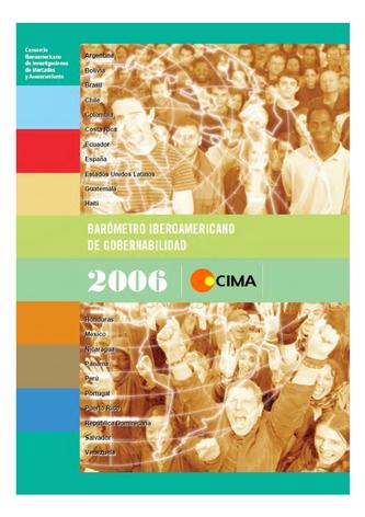 Barómetro de Gobernabilidad 2006