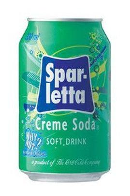 Spar-Letta Cream Soda 300ml