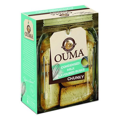 Ouma Condensed Milk Rusks - Chunky