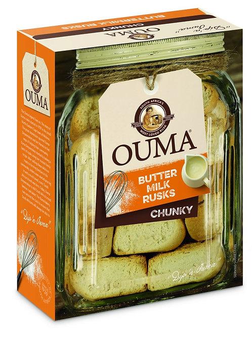 Ouma Buttermilk Rusks - Chunky