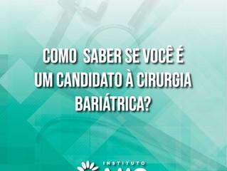 Como saber se você é um candidato à cirurgia bariátrica?