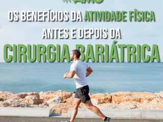 Os benefícios da atividade física antes e depois da cirurgia bariátrica