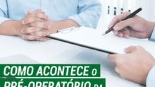 Como acontece o Pré-Operatório da cirurgia bariátrica?
