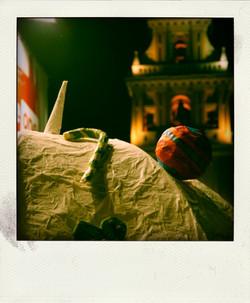 cristhmas carousel