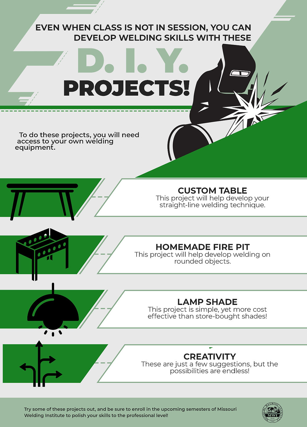 DIY Projects Infographic