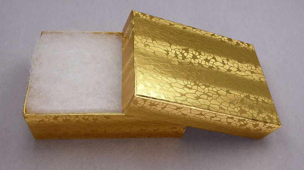 Karton-Box G, 80 x 57 x 27, golden