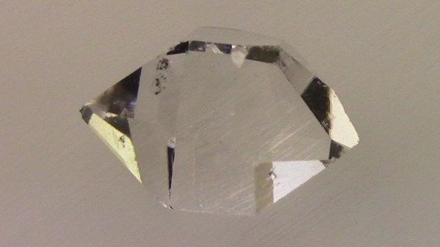 Herkimer Natur-Juwel, 10mm
