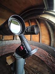 Starcon Sternwarte, Teleskope