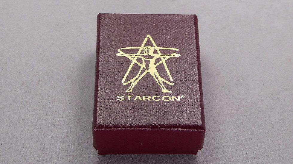 STARCON-Box, bordeaux-rot