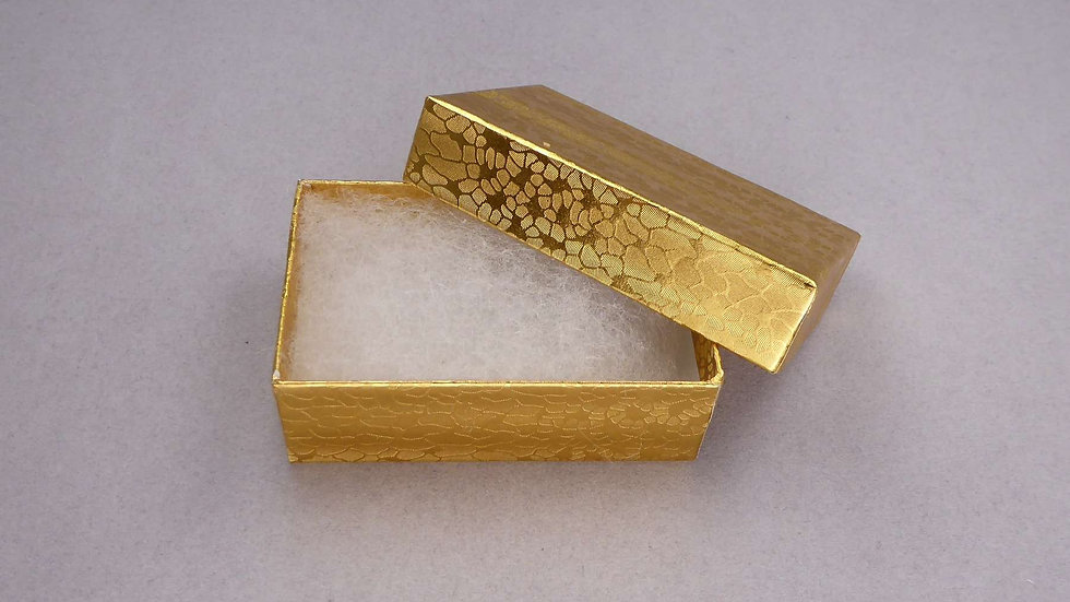 Karton-Box K, 54 x 42 x 17, golden