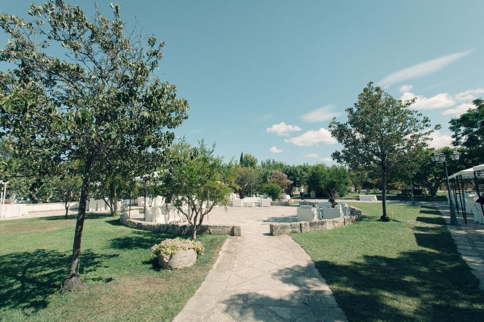 Masseria S. Lorenzo a Lecce