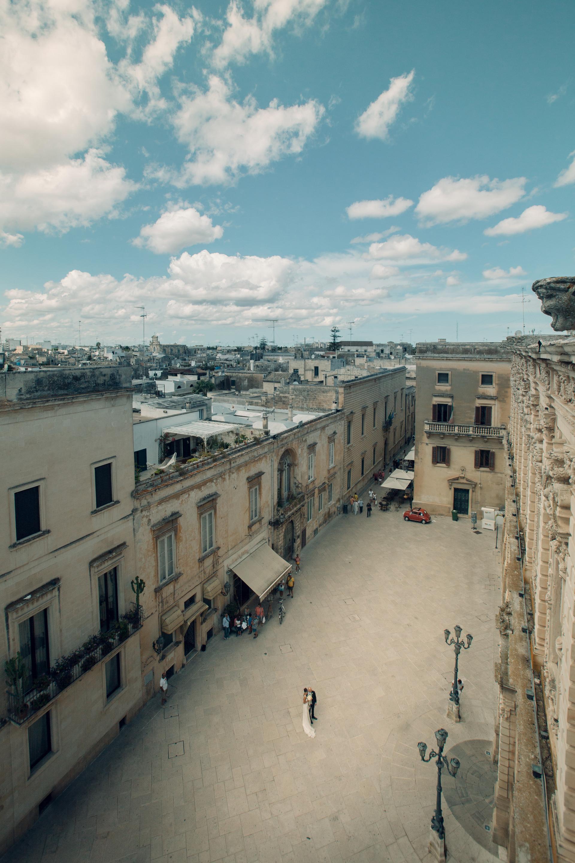 Ritratti a Lecce. Una prospettiva insolita.