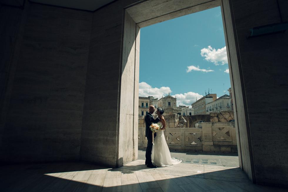 Ritratti a Lecce