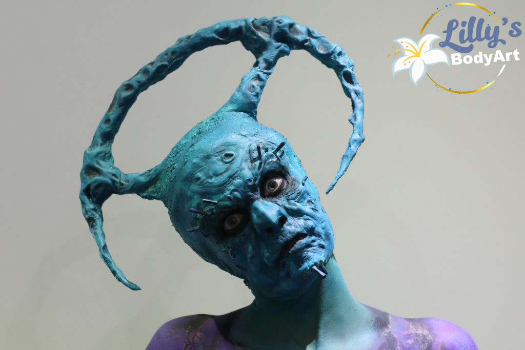 1st Place - Special Makeup Effects